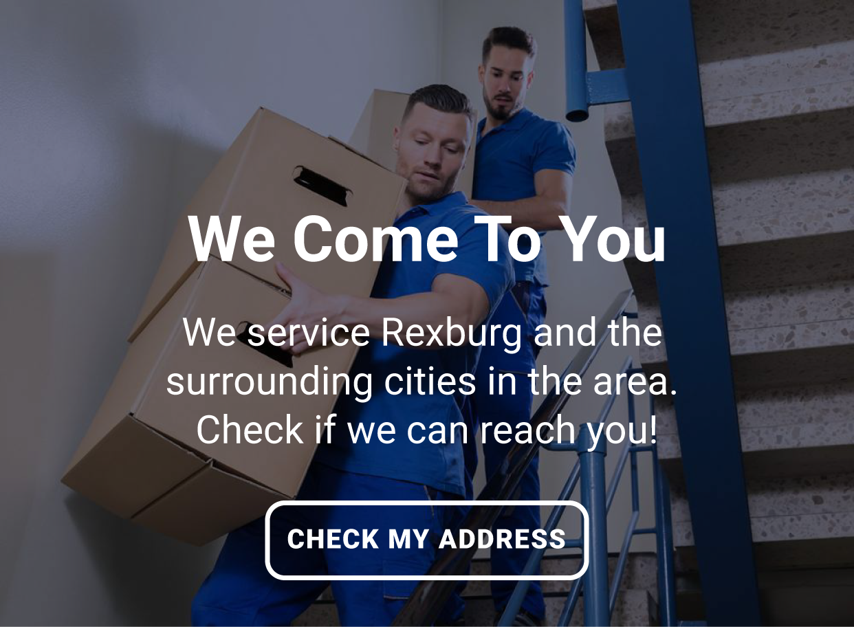 check if we serve your area