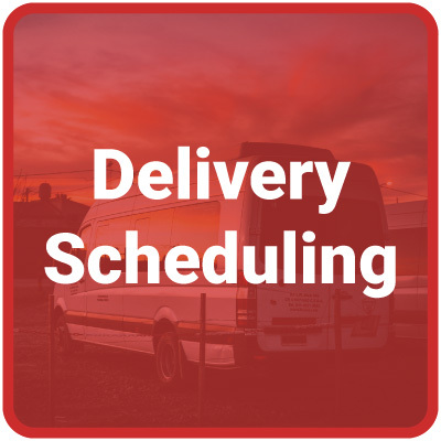delivery scheduling
